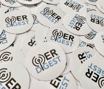 OER Digest Stickers